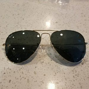 Authentic Ray-Ban Aviators Brand New